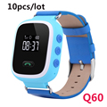 10pcs Wristwatch Safe Locating Anti Lost Reminder SOS Finder Device Tracker Monitor Children Smart Watch for Android&ios Phone