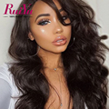 Malaysian Body Wave Full Lace Human Hair Wigs For Black Women Human Hair Lace Front Wigs With Baby Hair Glueless Full Lace Wigs