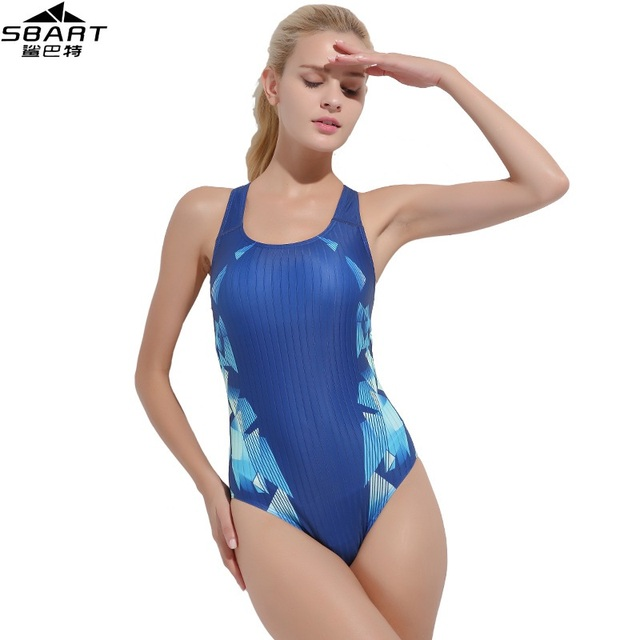 a151616ae6c88 Phinikiss 2018 Swimwear Women One Piece Swimsuit Girls Plavky One Piece  Suits Polster Swimsuits Digital Gradient