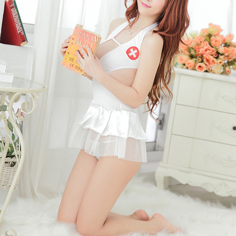Sexy nursing uniforms short skirt multiple game uniforms set sexy lingerie women nurse costumes cosplay dress sexy nightwear