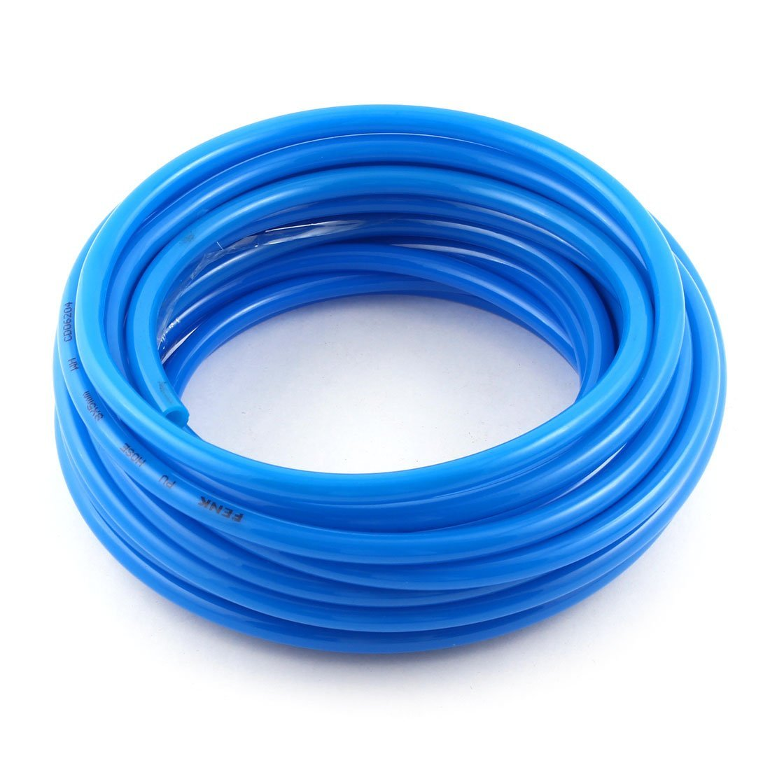 8mm(OD) x 5mm(ID) PU Air Tubing Pipe Hose 10 Meter Blue 10M free shipping high quality 5meter 4mm od pu tubing 2 5mm id blue color for pneumatics air hose tube