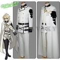 Seraph of the End Owari no Serafu Mikaela Hyakuya Cosplay Costume Vampire Uniform Cloak