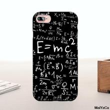 Silicone case Mathematics And Physics Formulas New Arrival Phone Ultrathin Case For 6 6plus 7 7plus