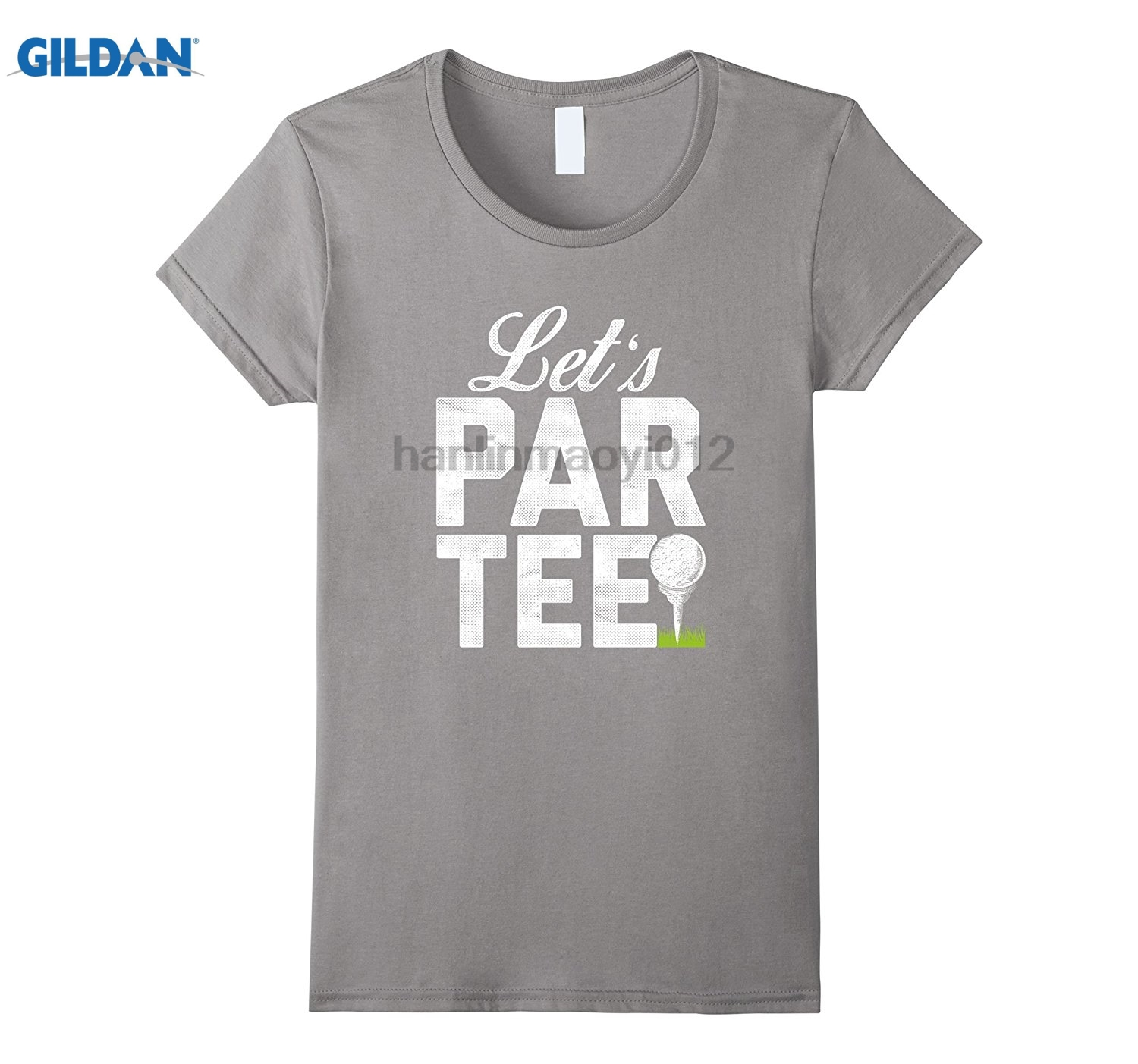 GILDAN Lets Par Tee Partee Funny Golfing T-Shirt 2018 Hot Gildan Mens T-shirt sunglasses women T-shirt