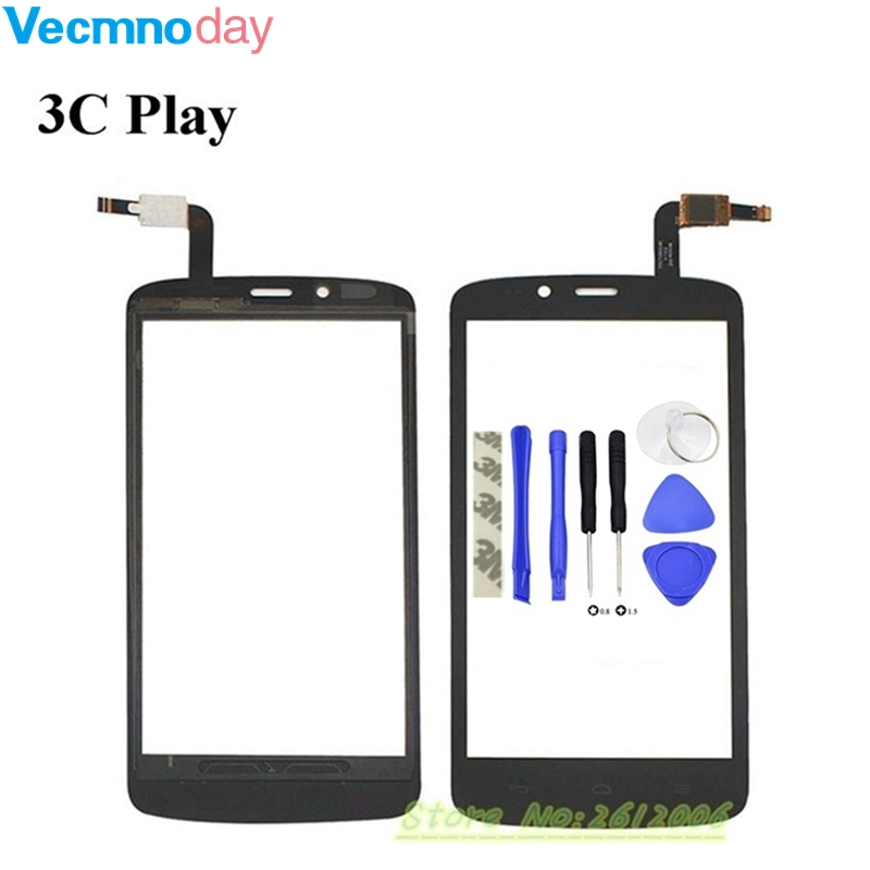 Vecmnoday 5.0 Touch Panel For huawei Honor Holly 3G Honor 3C Play Hol-U19 Hol-T00 HOL-U10 HOL U19 Touch Screen Digitizer