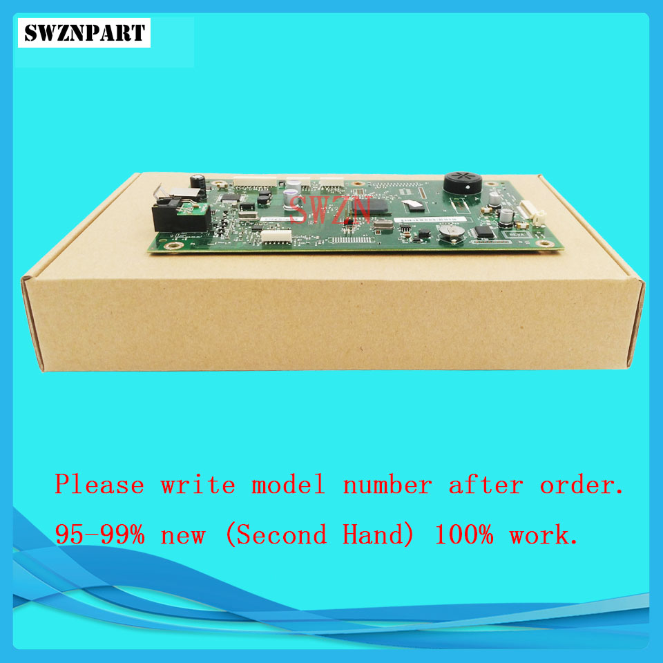 Formatter Board For HP 1536 M1536DNF M1536NF 1536NF CE544-60001 CE544-80001 main board for hp officejet pro 8600 formatter board cm749 cm749 80001 wifi card 1150 7946