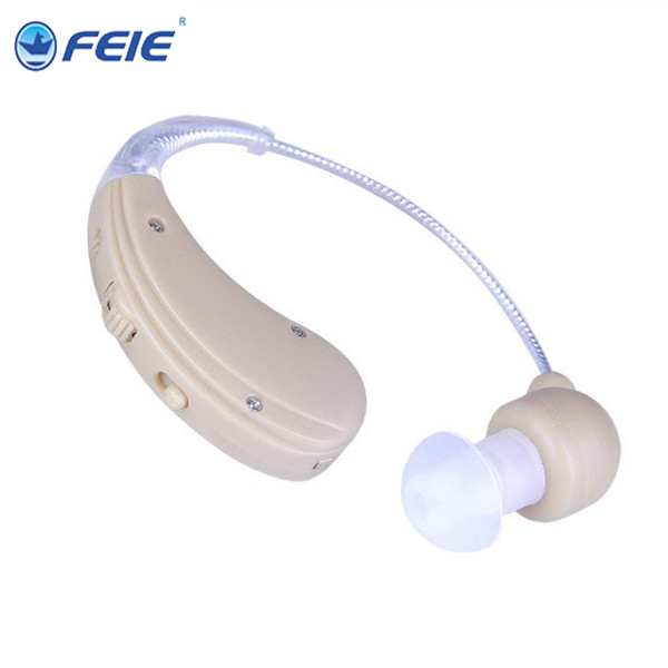 Portable Rechargeable BTE Hearing Aids for the Elderly Moderate Severe Loss Digital Wireless Sound Amplifiers Hearing aids S-25 tube expander adjust bte tube diameter hearing aids dispenser s tool