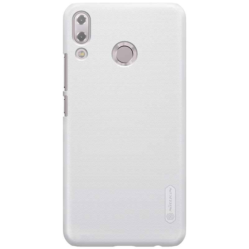 new style f76fa 3bb4e US $7.99 5% OFF|For Asus Zenfone 5 5z ZE620KL/ZS620KL Case For Zenfone 5  2018 NILLKIN Super Frosted Shield back cover case with screen protector-in  ...