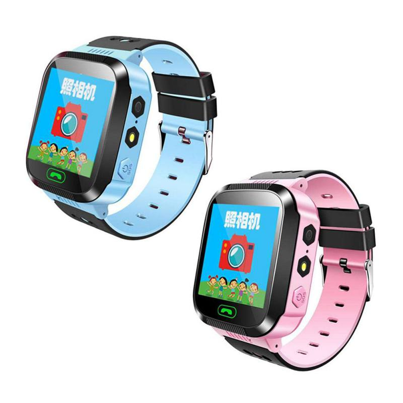 <font><b>Q528</b></font> <font><b>Kids</b></font> GPS <font><b>Smart</b></font> <font><b>Watch</b></font> Smartwatch with Touch Screen Camera Wristwatch GPS Locator SOS Call Anti Lost English Russian Language image