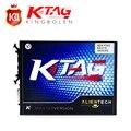 Conjunto completo V2.13 Ilimitadas KTAG K-TAG ECU Herramienta de Programación Versión de Alta Calidad K TAG Master Hardware V6.070 Envío Libre de DHL