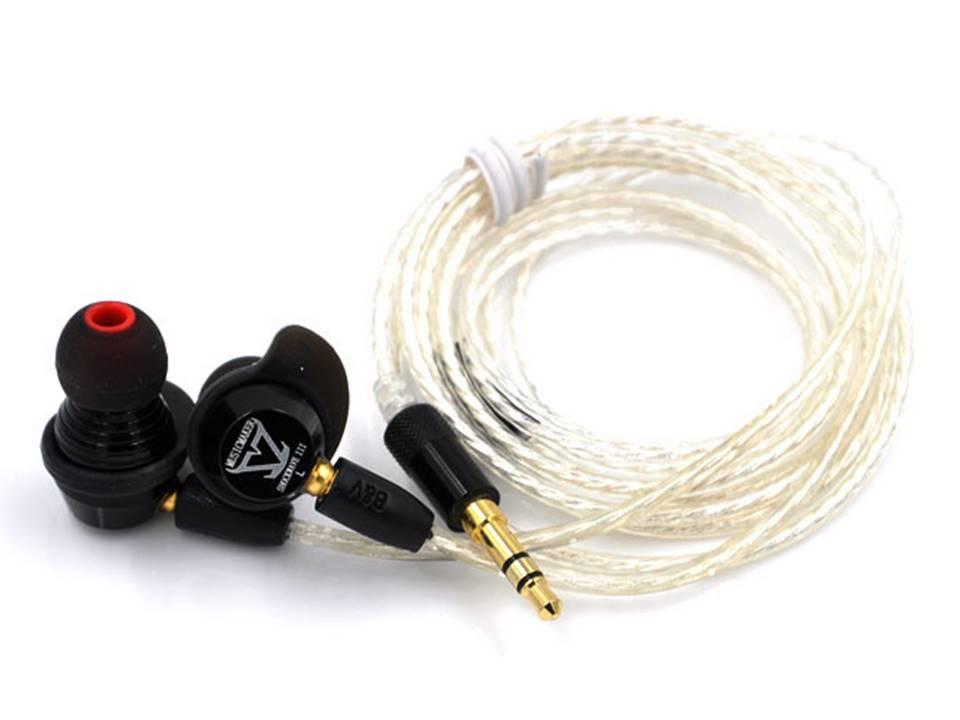 MusicMaker TONEKING onde de choc III 1 pilote dynamique + 4BA hybride câble détachable connecteur MMCX HiFi Audiophile écouteurs intra auriculaires-in Écouteurs et casques from Electronique    1