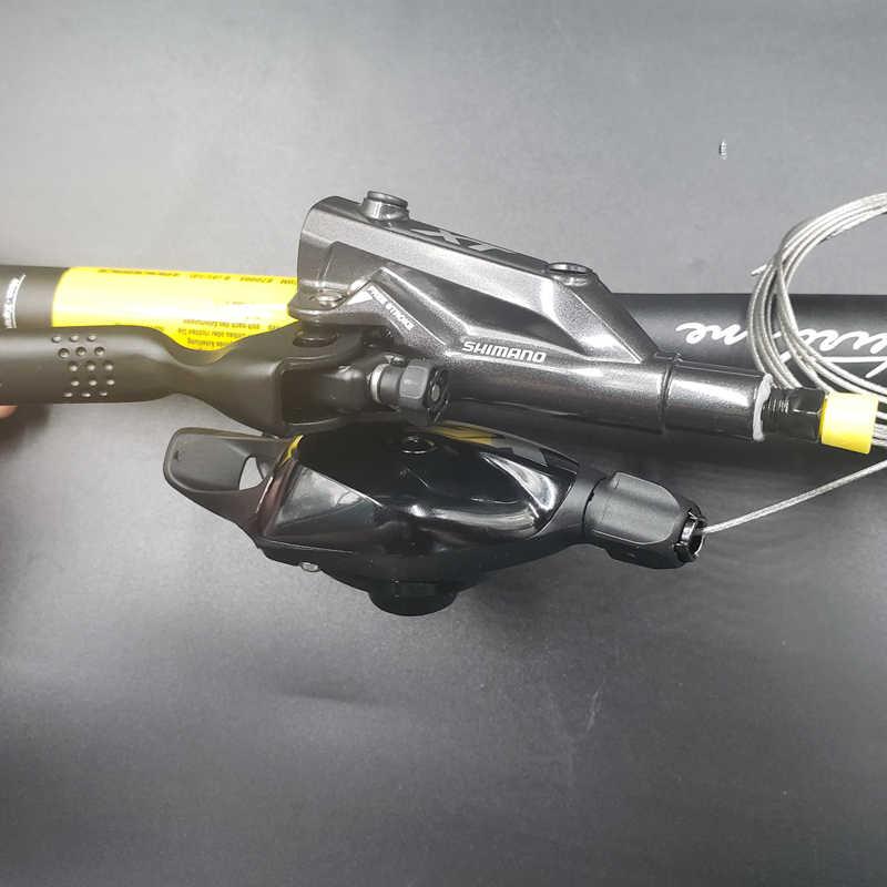 ZRACE XTR / XT / SLX / DEORE Brake integrated SRAM Shifter Adapter, SHIMANO  Brake & SRAM Shifter 2 in 1, AL7075, 4 5g