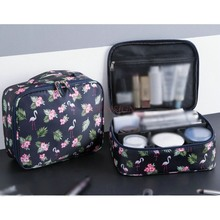 Makeup Bags Cosmetic Bag Small Portable Simple Large Capacity Multi Function Travel Girl Heart Wash Product Storage Box недорого