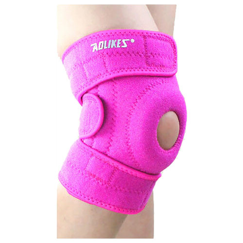 Knee Support, Open Patella, Arthritis, Pain, Sport, Brace, Guard