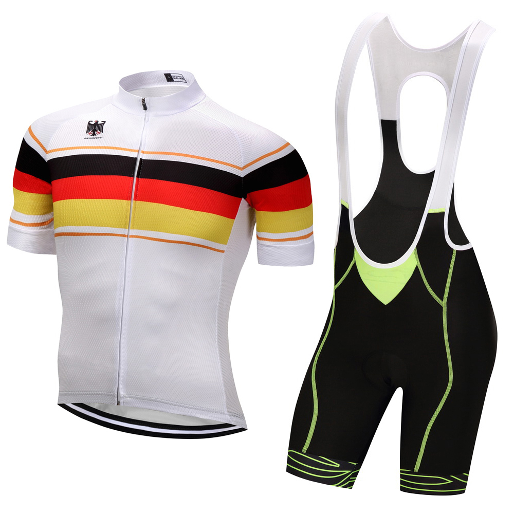 2017 Cycling Jersey MTB Bike Clothing Team Cycling Clothing Ropa Ciclismo Jerseys PRO Bicycle Wear Bike Clothes Sets