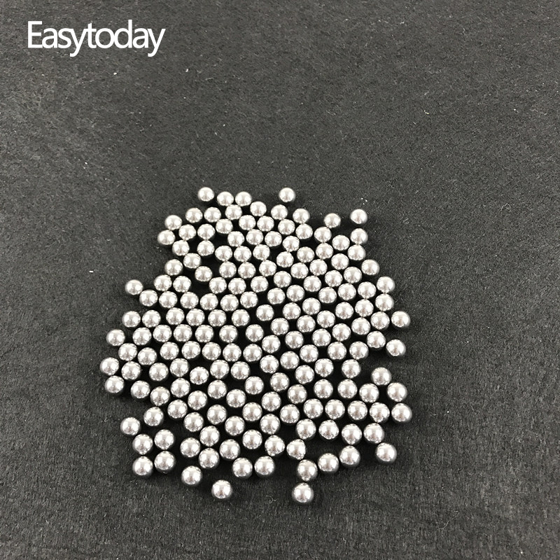 Easytoday 1000Pcs/lot 7mm Steel Balls Catapult Slingshot Hitting Ammo Hunting Shooting Accessories High-carbon