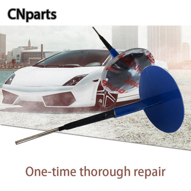CNparts 24pcs Universal Car Accessories Mushroom Nail Tyre Film Repair Tool For Peugeot 307 206 407 Citroen C4 C5 C6 Honda Civic