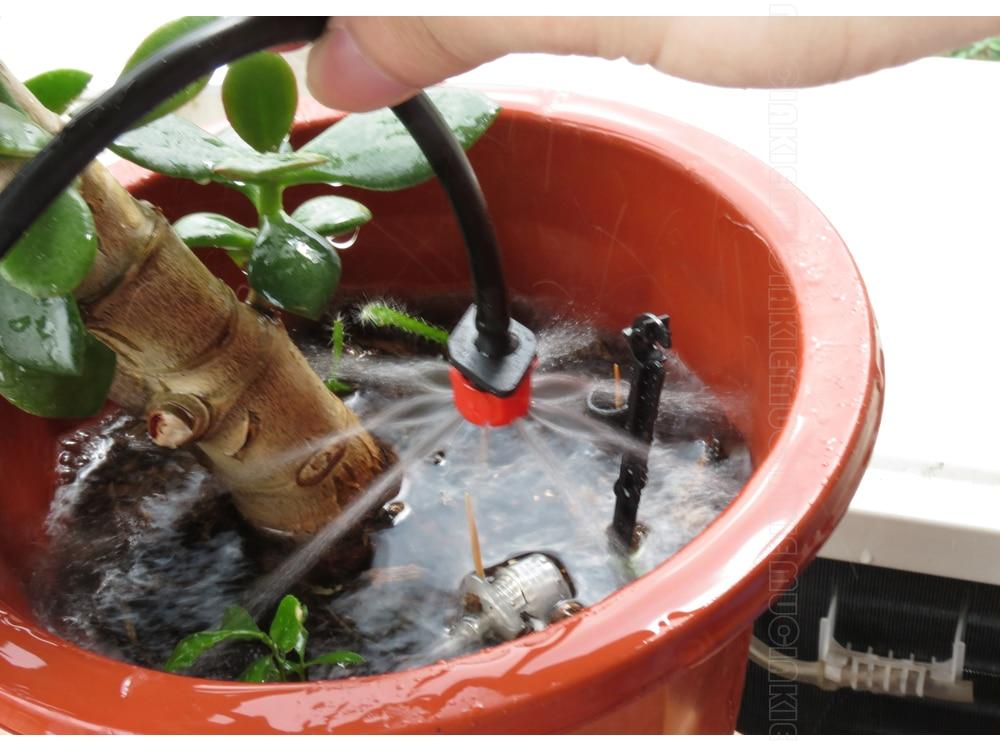 HTB1URpBXdjvK1RjSspiq6AEqXXaH MUCIAKIE 50M-5M DIY Drip Irrigation System Automatic Watering Garden Hose Micro Drip Watering Kits with Adjustable Drippers