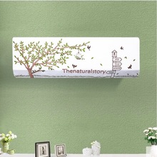 Indoor Air Conditioner Cover 1.5p Wall Mounted Decorative