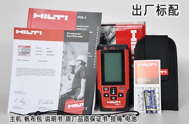 Hilti Entfernungsmesser Pd E Preis : Hilti entfernungsmesser pd e infrarot laser hand hielt