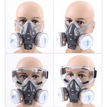 Respirator Dust Gas Mask