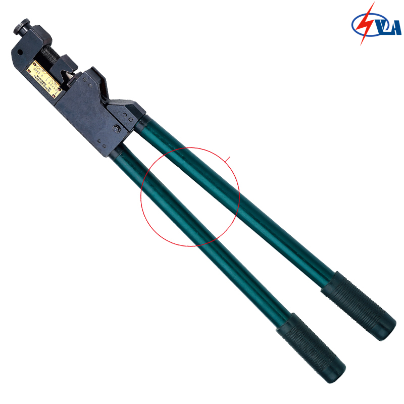KH-230 big size copper tube terminal crimping tools 10-240mm2