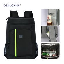 Waterproof Picnic Bag Oxford Insulated Cold Camping Backpack Thermal Portable bento Lunch bag Bolsa Termica Lancheira