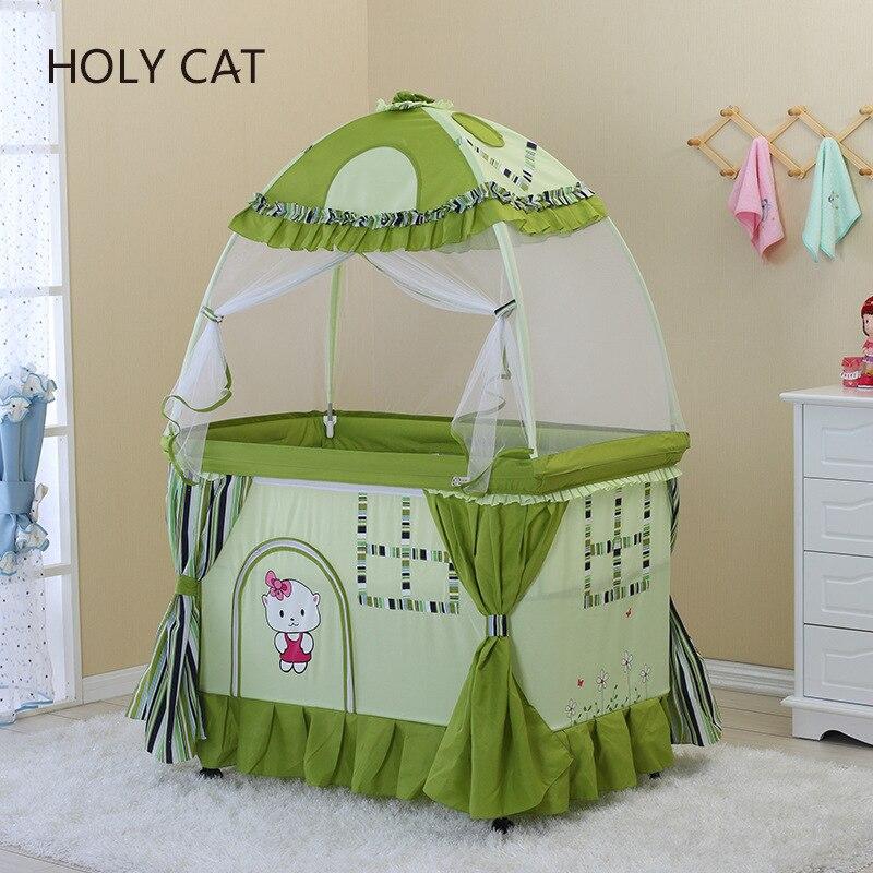 Duchenne enfance, fabricant de lit de bébé multifonctionnel, Art de tissu, berceau, lit Portable, Dc-2015