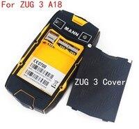 Original Brand New MANN ZUG3 Battery Cover Case Back Case For MANN ZUG 3 A18 IP68