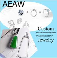 Custom Order of 10k white gold 2ct cushion cut moissanite diamond engagement ring VVS Test Positive Pass Diamond Tester