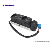 Liislee For Mercedes Benz C Class W203 Lifting glass controller Glass lift main switch Accessories Window Master Switch