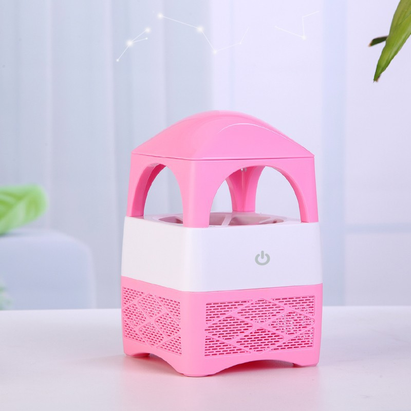Electric Mosquito USB Killer Lamp Light Pest Repeller Mosquito Repellent Fly Insect Repeller Catcher Trap in Repellents from Home Garden