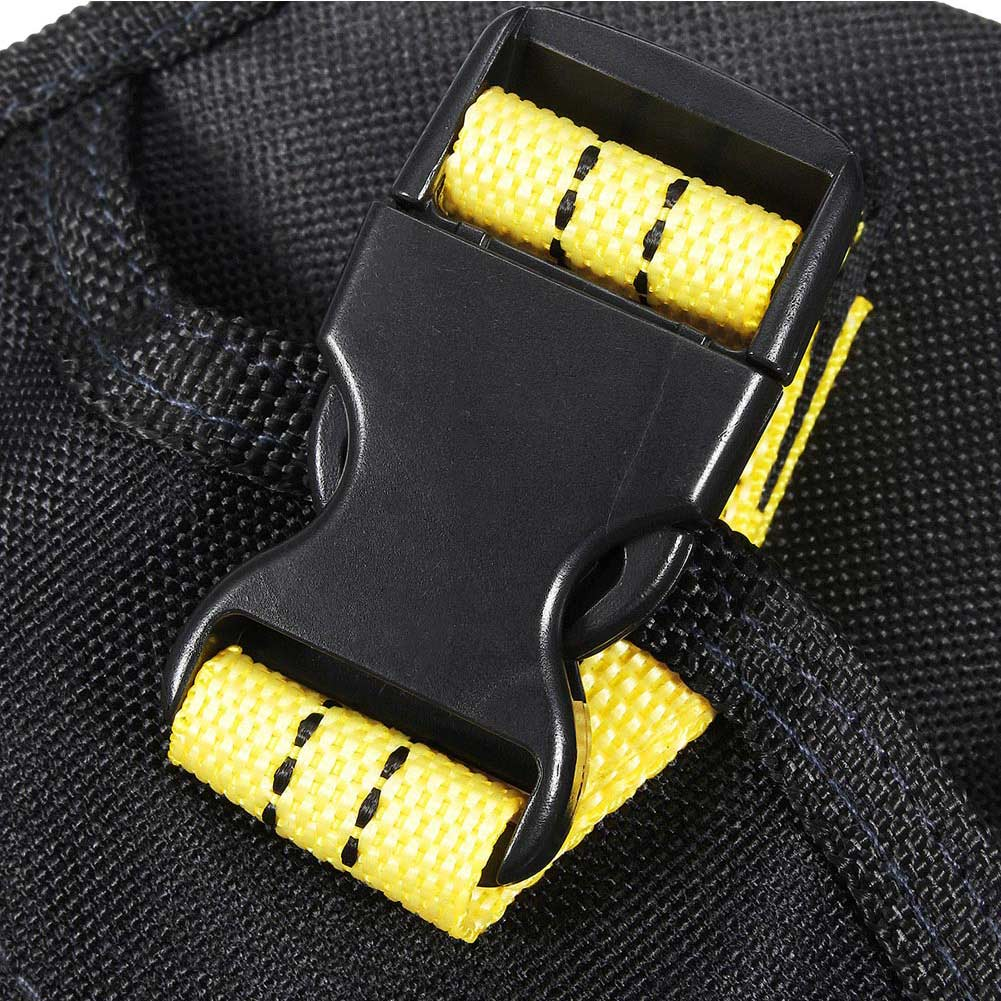 Heavy-duty Drill Holster Tool Belt Pouch Bit Holder Hanging Waist Bag Drill Tool Storage Bags GHS99