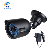 JOOAN 604YRA Security Camera With Power adapter 1000TVL 42 IR-Leds 3.6mm Lens Waterproof Bullet CCTV Video Surveillance Camera