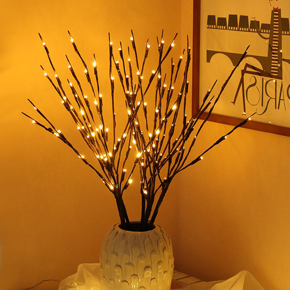 Willow Branch Lights Led Branches Decorative Lights Tall Vase Filler Willow Lighted Branch Home Decoration For Valentine' Day (8)