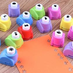 1 STÜCKE Mini Druckpapier Hand Shaper Scrapbook Tags Karten Fertigkeit DIY Punch Cutter Tool Art für Wählen