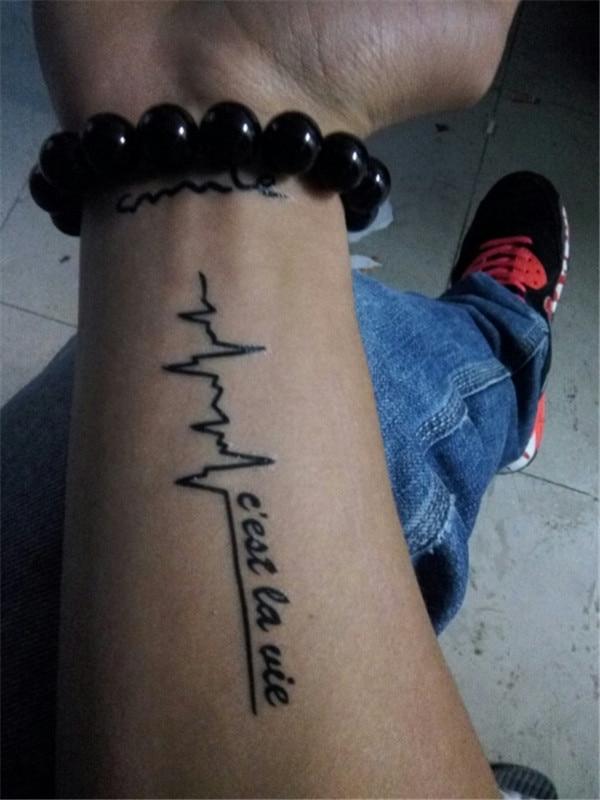 Aliexpress Com Beli 2017 Gaya Baru Tato Henna Tattoo Palsu Flash