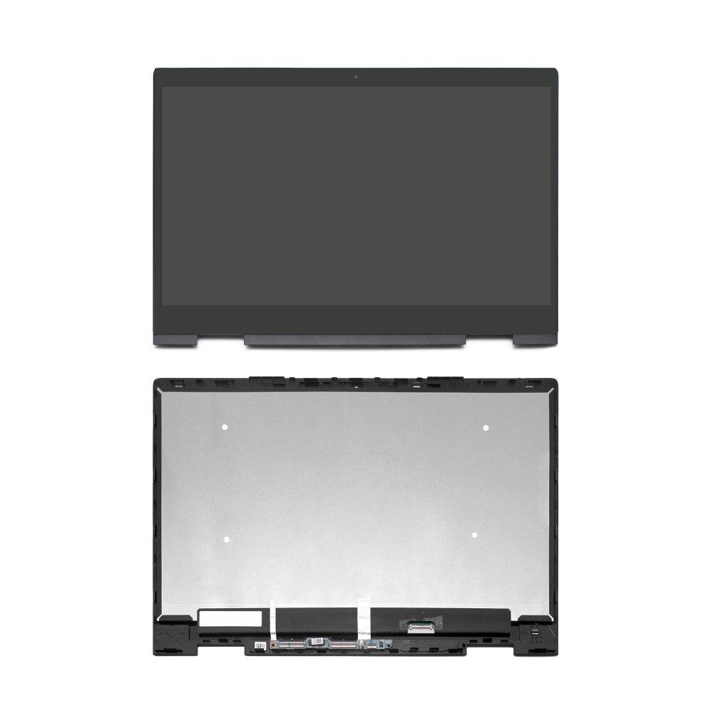 15.6 LCD Affichage à L'écran Tactile Assemblée Verre + Lunette Pour HP ENVY 15-bq108CA 15-bq101nl 15-bq102nl 15-bq103nl