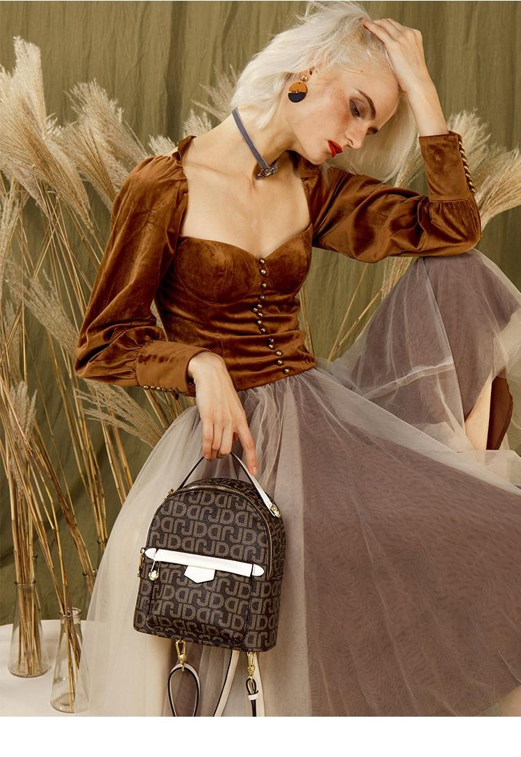 2 classico caldo di stampa sacchetto di spalla di modo della signora zaino della signora di colore di scontro B3175 190416 lao2 classico caldo di stampa sacchetto di spalla di modo della signora zaino della signora di colore di scontro B3175 190416 lao