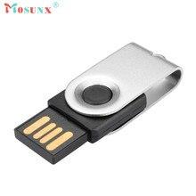 Mosunx Advanced U-Disk 32GB USB2.0 Flash Drive Memory Thumb Stick Storage Pen Disk Digital U Disk 2017 hot sales 1PC