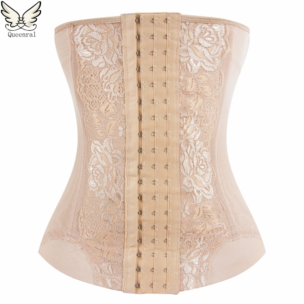 Waist trainer Body Shaper women hot shapers Corset Shaper Shapewear