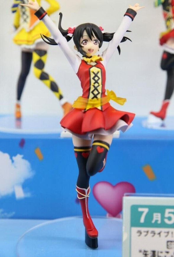 Love Live School Idol Project Sunny Day Song SPM Figure Nico Yazawa григорий лепс парус live