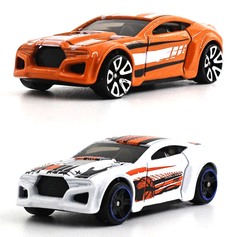 1:64 Alloy Car Model Racing Series Pattern Totem Racing