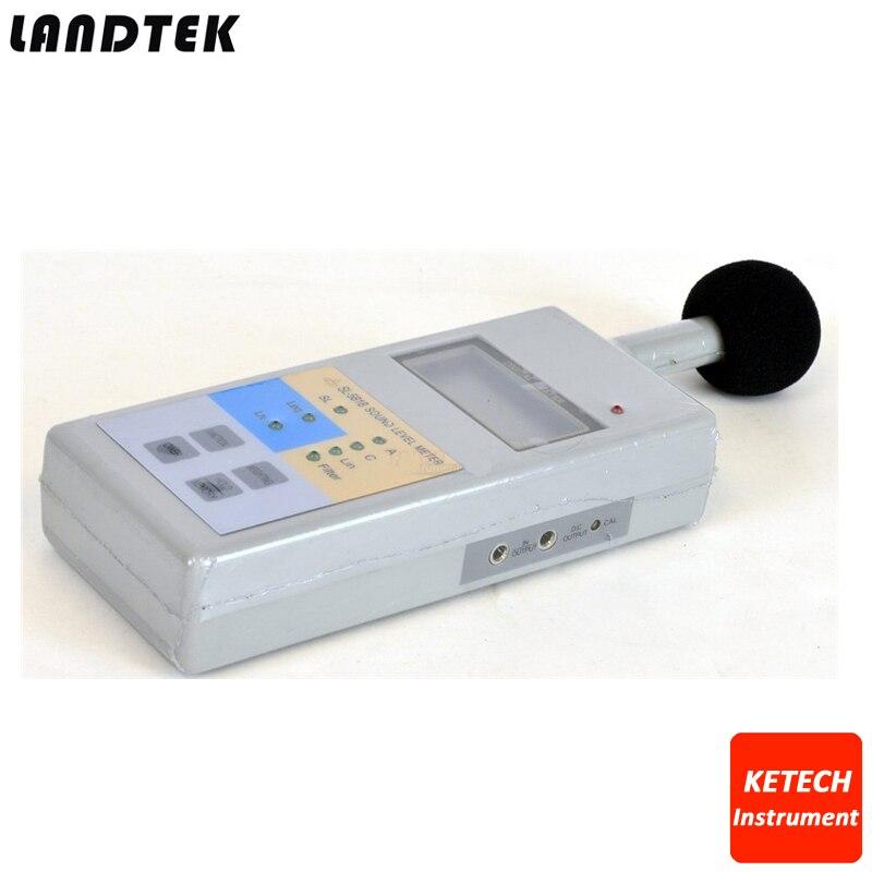 Sonomètre numérique Portable Lantek SL5818 - 3