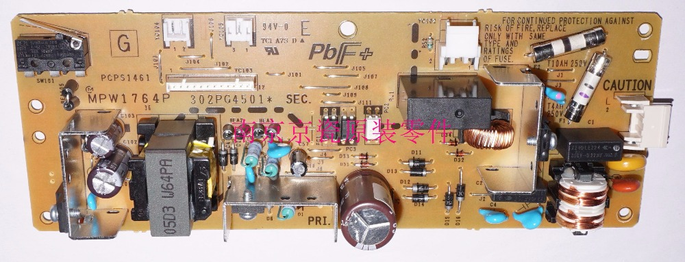 New Original Kyocera SWITCHING REGULATOR 230V for:P2035D new original regulator lr 1 8 d o mini 162590