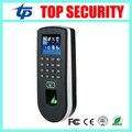 Idioma diferente ZK TF1900/F19 sistema de controle de acesso biométrico de impressão digital comparecimento do tempo da impressão digital terminal de controle da porta