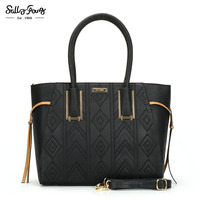 Sally Young Internation Brand Designer Diamond Lattice Fashion Women Bags Classic Dress Zipper Lady Handbags 4