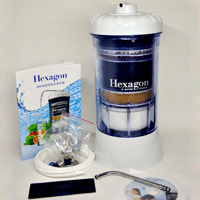 Alkaline Water Dispenser Machine With Orp Water Ionized