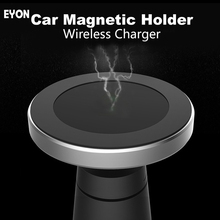 EYON 360 Car QI Wireless Charger Holder Magnetic Air Vent Mount Dock For SAMSUNG S8 Plus S6 S7 Edge+ Note 5 8 For iPhone X 8