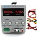 Дисплей 4 цифры 3010KDS 0-30 в/0-10A 220 В 0 01 в/0.01A светодиодный цифровой Регулируемый переключатель DC источник питания mA Многофункциональная Защита
